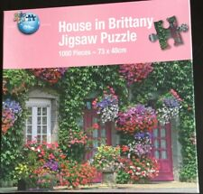 "1000 Piece ""House In Brittany""  Jigsaw Puzzle By Puzzle World 🧩"