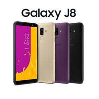 Samsung Galaxy J8 2018 Dual SIM 32GB Unlocked 4G LTE Smartphone Black Gold Blue