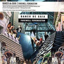 CD ONLY (ARTWORK/DIGIPAK MISSING) Banco De Gaia: Farewell Ferengistan