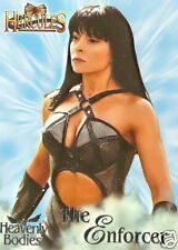 Xena Hercules HB9 Heavenly Bodies insert trading card Enforcer