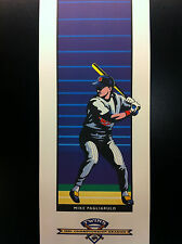 Official MLB The Playmakers Mike Pagliarulo 1991 Twins World Series Champs Print