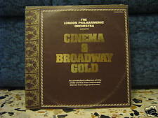 THE LONDON PHILHARMONIC ORCHESTRA -CINEMA & BROADWAY2LP