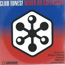 CD album CLUB TUNES mixed by COLLUSION  HOLLAND DANCE