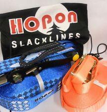 HopOn Slacklines Skyline 49 ft 15m with Top Line Xl and Bonus Bag Q1 A3