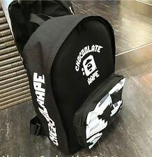 Brand NewChocoolate x Aape Knapsack Rucksack Bag -  Black