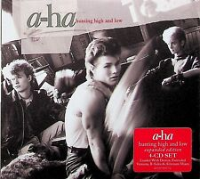 A-Ha -Hunting High And Low 4-CD Expanded Edition (NEW) Demos/B-Sides/Mixes