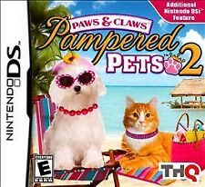 Paws & Claws: Pampered Pets 2 (Nintendo DS, 2011)