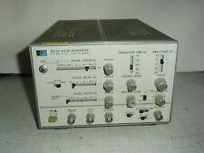 Hewlett Packard  Profi  Pulsgenerator 50 MHz  HP 8012B