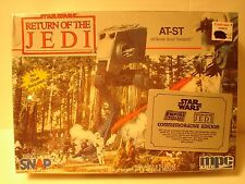 1984 Sealed MPC Star Wars Return of the Jedi AT-ST All-Terrain Scout Transport.