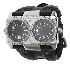 POLICE Herren Armbanduhr Dominator Schwarz P12899XS-02