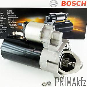 Bosch 0001110138 Starter Audi A4 B5 B6 A6 C5 Superb Passat 3B 1.9 Tdi