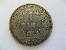 1 Mark 1894 G  sehr selten !