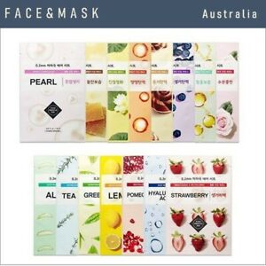 [ETUDE HOUSE] 0.2 Therapy Air Mask - Choose from 18 Types