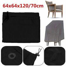 Garden Patio Waterproof Furniture Stackable Patio Chair Cover Water-Resistant Us
