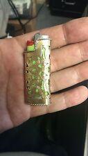 handmade lighter case ,holder for small bic lighter lot 10