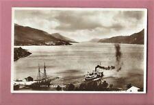 1940 Postcard - Loch Ness