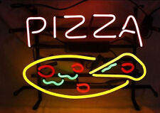 "New Pizza Fast Food Beer Pub Neon Light Sign 17""x14"""