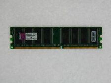 Mémoires RAM DDR SDRAM Kingston, 1 Go par module