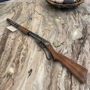 Vintage DAISY No 108 model 39 Carbine Lightning Loader BB Rifle Variation 2