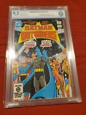 Batman and the Outsiders #1 CGC 9.2 2nd App Katana