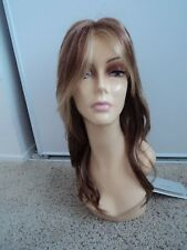 Raquel Welch GLITTERATI Long Wavy Synthetic Wig, Lace Front Monofilament Blonde