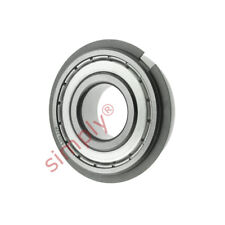 Major Branded 62042ZNRC3 Shielded Snapring Deep Groove Ball Bearing 20x47x14mm