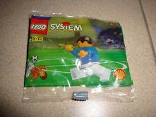 Soccer Player LEGO Minifigures Omino Minifig Set 3324 3305 pln055