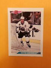 1992-93 Bowman #1 Wayne Gretzky