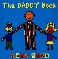 The Daddy Book (Board Book)