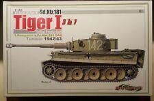 Cyber Hobby Pz.Kpfw.VI Ausf.E Sd.Kfz.181 Tiger I Initial Production DAK 1/35 New
