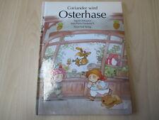Ingrid OStheeren - CORIANDER WIRD OSTERHASE - Nord-Süd - HC