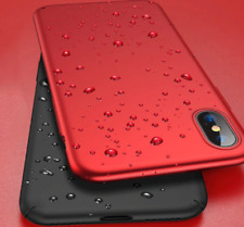 Shockproof Matte Protective Cover Ultra thin Scrub Hard Case For iPhone 11,X,XR
