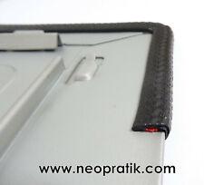 Au mètre : protection pour bord de tôle en métal (qualité premium)
