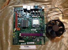 Acer MCP73T-AD motherboard + Intel C2Q Q6700 + Heat sink  LGA 775 Micro-ATX