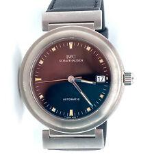 IWC Schaffhausen Da Vinci Ref. 3528 Watch - Date, Stainless, Automatic Mint