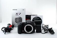 PENTAX K-7 14.6 MP Digital SLR body Excellent++++ From Japan