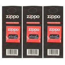 Zippo Docht/Wick 3 Stk. - Feuerzeuge - Benzin - Zippo Zubehör - Reparatur