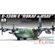 Academy Plastic Model Kit 1/72 Scale C-130H/E ROK & US Air Force #12511
