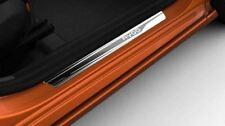Genuine toyota aygo à partir de 2014 élégant en aluminium éraflures plaques-PZ438-92184-00