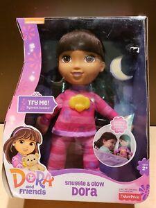 Fisher-Price Nickelodeon Dora & Friends, Snuggle & Glow Dora