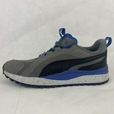 Puma Pacer Next Tr Speckle Grey Blue Men Size 8.5