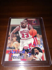 Topps Not Autographed 1995-96 Season NBA Basketball Trading Cards
