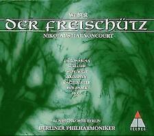 Der Freischütz (GA) von Wottrich,Salminen,Harnoncourt (1996)