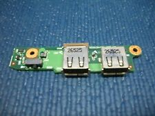 Placa USB + interruptor para portatil Toshiba Satellite A100-803