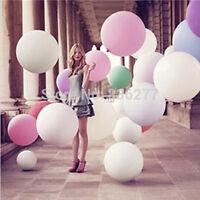 5x Wedding Decoration Helium Big Latex Party Large Giant Balloons Decoration