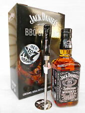 Jack Daniels 2009 Vintage 500Ml Bottle With  Branding Iron BBQ Set-Rare!!!!