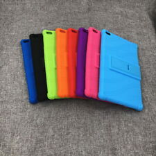 """For 8"""" Lenovo TAB 4 8 TB-8504N TB-8504F Case Soft Back Silicon Stand Shell Cover"""