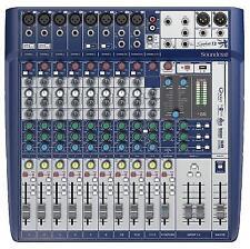 Signature 12 Soundcraft Mixing Desk 12 Channel