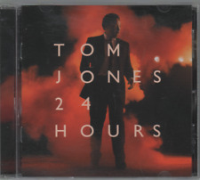 Tom Jones 24 Hours Cd Album