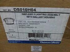 THOMAS-BETTS HAZLUX DS010H04 LIGHTING-WET/HAZARDOUS/EXPLOSION PROOF LOCATIONS